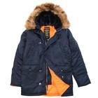 Куртка аляска Alpha Industries, usa