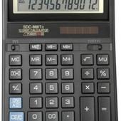 Калькулятор Citizen  SDC-888T іі 12-digit (укрпочта +15,00грн.)
