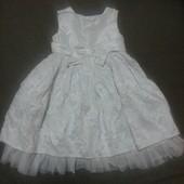 Платье для снежинки 2-3 года