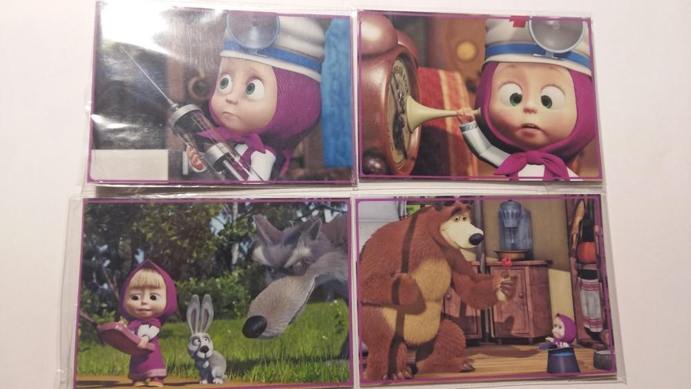 картинки на магниты маша и медведь прикольные открытки, они