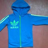 Олимпийка Adidas на 2-3 года, рост 92-100
