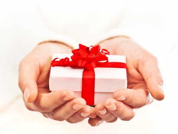 Праздник был у тебя а подарки получала я 673