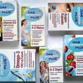 Добавила новинки!!! Выкупаю немецкие витамины das gesunde plus ,качество! Супер цены!!! Заказ сразу!