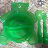 Наборчик посуды Canpol babies