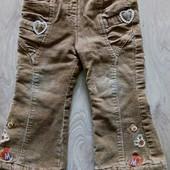 теплые штанишки на 1-3годика