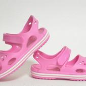 Сбор 2! Наличие! реальные фото. Сандали копия Crocs Crocband Sandal 24-30 рр.