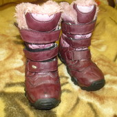 Ботинки Coolclub 28 размер (стелька 18 см)