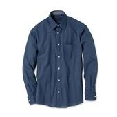Стильная мужская рубашка TCM Tchibo германия , из высококачественного хлопка.- 100%, размер Л