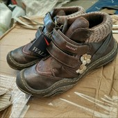 Крутые ботинки Walker!!! Осень! 30-35рр. Три цвета.