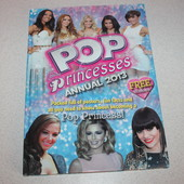 книга Pop Princesses