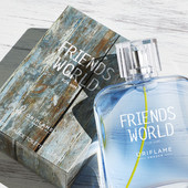 Friends World For Him от Орифлейм  75 мл