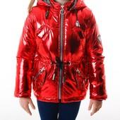 Встречаем супер новинки! Бомбезные демисезонные курточки для стильных и модных девчонок
