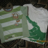 2 футболки 1 лотом
