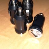 USB DC зарядне для авто