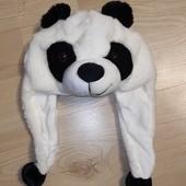 Новая шапка панда, на ог 44-48