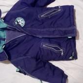 Зимовий костюм 3-6лет