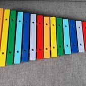 Ксилофон деревянный 12 тональный