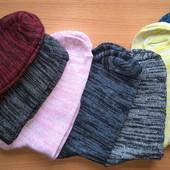 """Осенне-зимние носки """"меланж"""" (полушерсть). качество супер, износостойкие"""