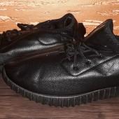Зимние мужские  кроссовки с мехом, см описание