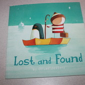 книга Lost and found