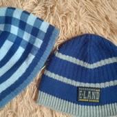 Две деми  шапочки на осень-весну одним лотом
