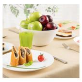 Набір 18! ТаРілоК фірм. упаковка Франція (3види по 6шт) ударостійке скло Люмінарк для ресторанів