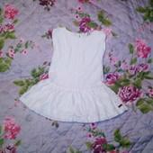 Белое ажурное платье для маленькой модняшки!!!