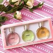 Не упусти свой шанс!Легендарные ароматы от Шанель. Три супер парфюмчика в подарочной упаковке!