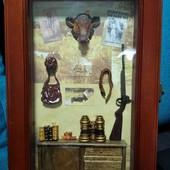 Деревянная коробка для ключей(ключница)