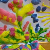 Волшебные, магические краски с 3D-эффектом! Набор 7 ярких цветов! Восторг детей и взрослых!