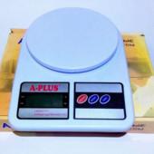Весы кухонные электронные А-Плюс