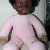 фирменная винтажная куколка 37 см