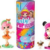 Большая хлопушка Party pop tennis! Хлопушка+игрушка+аксессуары! Девчонки в восторге!
