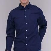 Скоро праздники модная рубашка органика!!!.Германия  Фирменая Livergy последняя р 39-40/м евро