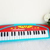 Детский синтезатор , пианино Carousel Tesco
