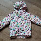 Новая термокуртка Lupilu Германия, качество супер.