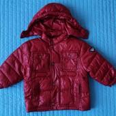 Куртка деми WPM Италия как новая р. 96 см
