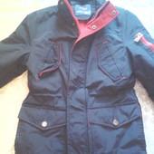 "Куртка ""Nature"" ( еврозима) на мальчика рост 134-140,отличное состояние"