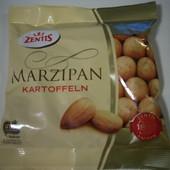 Германия!Оригинал!Марципановая картошка миндаль Zentis 125 грм