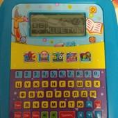 Яркий развлекательный детский планшет