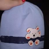 Детская шапочка в прекрасном состоянии