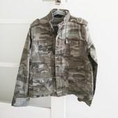 Куртка-ветровка Gina р.42 европ., в отл. сост.