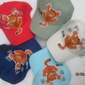 Супер кепки Котик Хороша якість Гарні кольори прикольний кіт УП при отриманні
