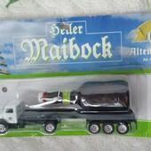 Машинка коллекционная Maibock krupp mustang