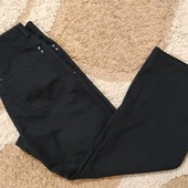 Классические мужские черные прямые джинсы Esprit, размер М (рост до 175 см) в идеале