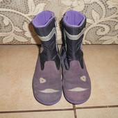 Зимние ботинки Суперфит gore-tex в хорошем состоянии, стелька - 22см.