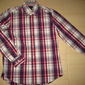 новая рубашка Mcgregor  p .М/ L  100%коттон  (сток на дефекты проверено)