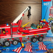 Конструктор брик - Береговая пожарная охрана