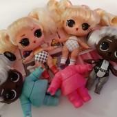 новинка,серия hairgoals MGA lоl!!!В лоте одна куколка на выбор+скафандр!Меняет цвет!!