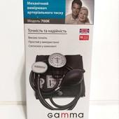 Механический тонометр Gamma 700 К .Высокая точность,простой в использовании, стетоскоп в комплекте.